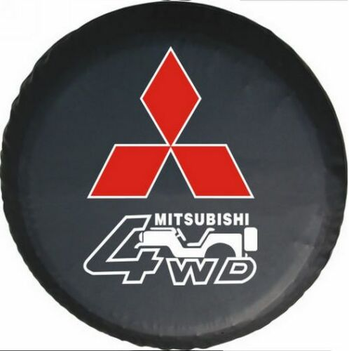 "For Mitsubishi 4WD Wheel Tire Cover Fit New Size 30-31"" R16"