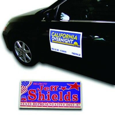 Custom Car Magnets 12x24 Magnetic Auto Truck Signs 25.00