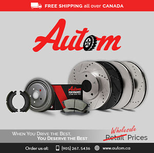Advanced Technology Brake Pads and Rotors for your Car Downtown-West End Greater Vancouver Area image 2