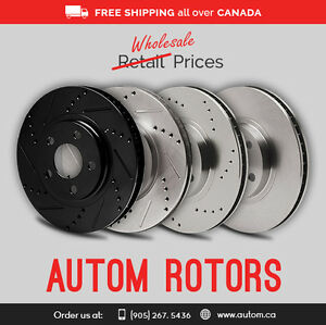 100% Fitment Guarantee for Your Pads & Rotors Downtown-West End Greater Vancouver Area image 3