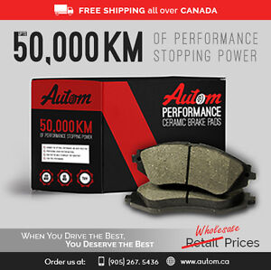 Advanced Technology Brake Pads and Rotors for your Car Downtown-West End Greater Vancouver Area image 6