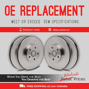 Premium Brake Pads & Rotors – Get it Today! North Shore Greater Vancouver Area image 8