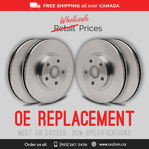 Advanced Technology Brake Pads and Rotors for your Car Oakville / Halton Region Toronto (GTA) image 8