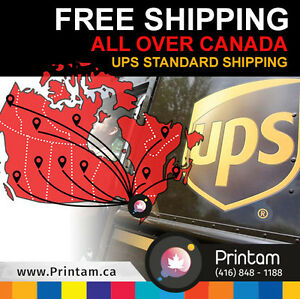 Get standard Business Cards for $25.26 - Free Shipping Edmonton Edmonton Area image 10