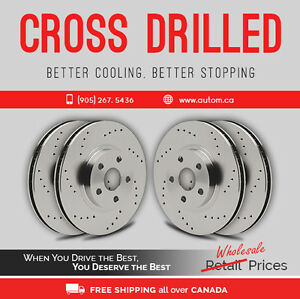 100% Fitment Guarantee for Your Pads & Rotors North Shore Greater Vancouver Area image 7