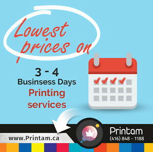 Printing Half Page Flyers never easy before -$33.74 Kitchener / Waterloo Kitchener Area image 9