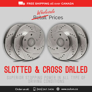 100% Fitment Guarantee for Your Pads & Rotors Downtown-West End Greater Vancouver Area image 10