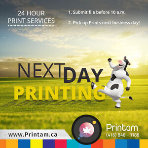 Amazing Quality Half Page Flyers at Great Price - Can't Believe Edmonton Edmonton Area image 9