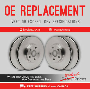 100% Fitment Guarantee for Your Pads & Rotors North Shore Greater Vancouver Area image 8