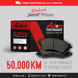 100% Fitment Guarantee for Your Pads & Rotors Downtown-West End Greater Vancouver Area image 9