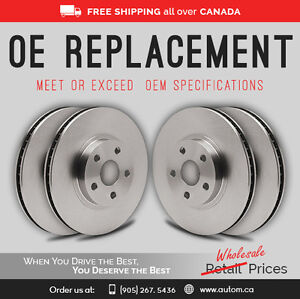 Advanced Technology Brake Pads and Rotors for your Car Downtown-West End Greater Vancouver Area image 8