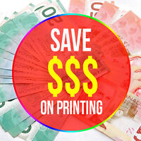 ★Save and Print Magazine/Booklets Printing up to 80% OFF★
