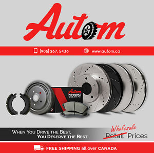 100% Fitment Guarantee for Your Pads & Rotors North Shore Greater Vancouver Area image 2