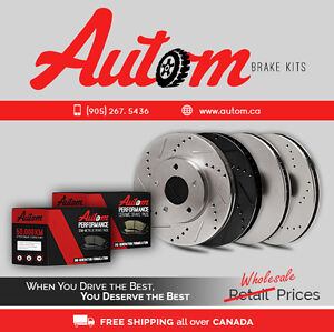 100% Fitment Guarantee for Your Pads & Rotors North Shore Greater Vancouver Area image 5