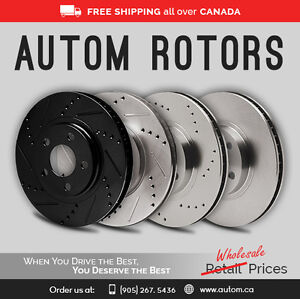 Advanced Technology Brake Pads and Rotors for your Car Downtown-West End Greater Vancouver Area image 3