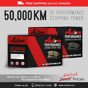 Advanced Technology Brake Pads and Rotors for your Car Downtown-West End Greater Vancouver Area image 4