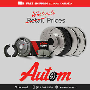 100% Fitment Guarantee for Your Pads & Rotors Downtown-West End Greater Vancouver Area image 2