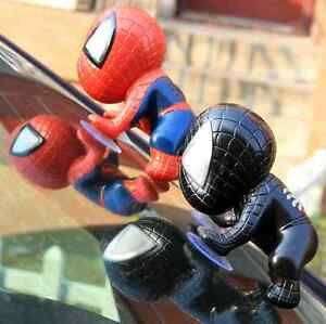 1PCS-Auto-part-Spider-man-Doll-Lovely-Car-Accessories