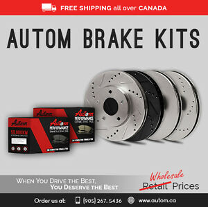 Advanced Technology Brake Pads and Rotors for your Car Downtown-West End Greater Vancouver Area image 5