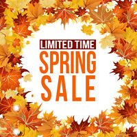 ★Banner indoor/Outdoor Full Colour Printing - Spring Sale
