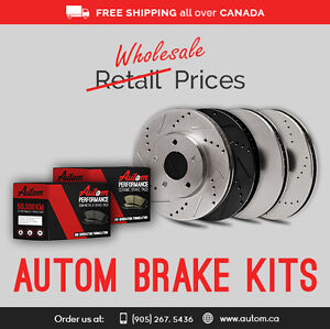 Advanced Technology Brake Pads and Rotors for your Car Oakville / Halton Region Toronto (GTA) image 5