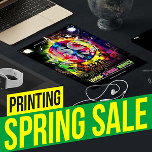 ★Get up to 80% OFF on Indoor/Outdoor Banners Printing