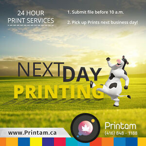 Thinking of Promoting your Buiness?-Print Half page Flyers Edmonton Edmonton Area image 9