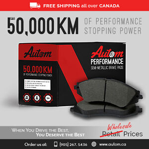 Advanced Technology Brake Pads and Rotors for your Car Downtown-West End Greater Vancouver Area image 9