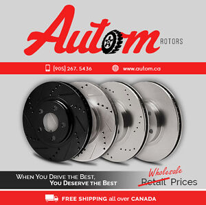 100% Fitment Guarantee for Your Pads & Rotors North Shore Greater Vancouver Area image 3