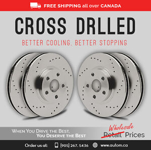 Advanced Technology Brake Pads and Rotors for your Car Downtown-West End Greater Vancouver Area image 7