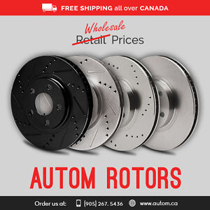 Advanced Technology Brake Pads and Rotors for your Car Oakville / Halton Region Toronto (GTA) image 3