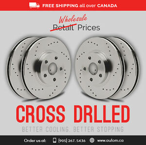 100% Fitment Guarantee for Your Pads & Rotors Downtown-West End Greater Vancouver Area image 6