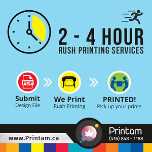 Thinking of Promoting your Buiness?-Print Half page Flyers Kitchener / Waterloo Kitchener Area image 9