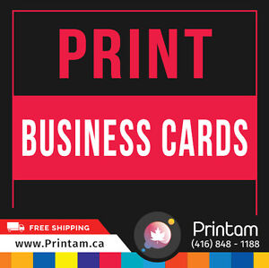 The Secret Of Making People Like You-Start with UV Business Card Edmonton Edmonton Area image 1