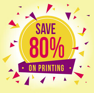 ★Want to Print Business Cards - 80% OFF★