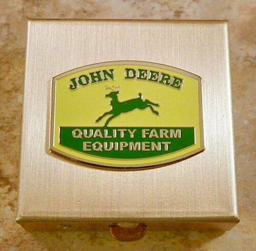 John Deere Trinket - Pill - Snuff Box