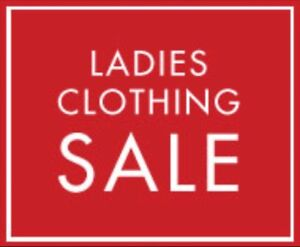 Ladies Clothing!! SUPER SALE!! by appointment
