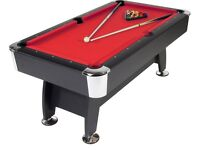 6ft American pro pool tables