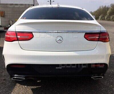 Mercedes GLE Coupe Spoiler Heckspoiler Lippe AMG Hecklippe 63  GLE 63S