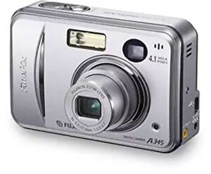 FujiPix A-345 Digital Camera