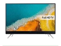 "40"" Samsung LED Full HD TV built in Freeview 40k5100 warranty and delivered"