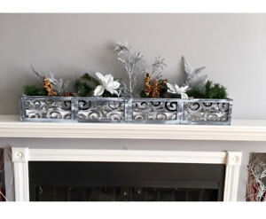 Fireplace Mantle $75, $65 and $50