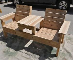 In search of garden/ patio bench