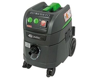 Cs-unitec 9 Gallon Wetdry Hepa Dust Extraction Vacuum Cs 1445 H