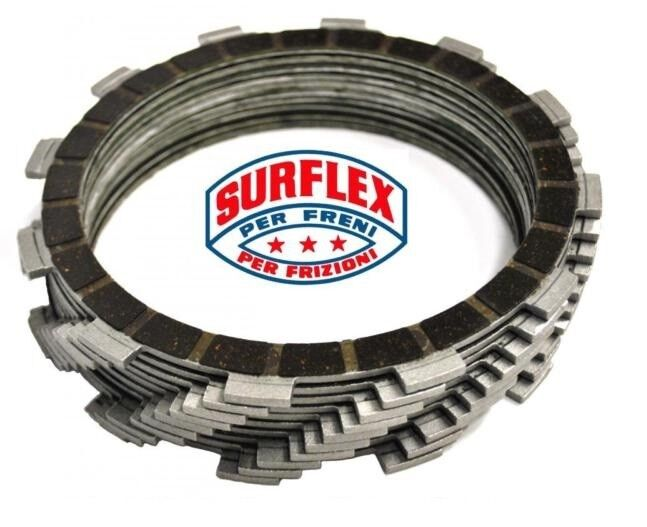 Triumph 955 Speed Triple 01 02 03 04 05 Surflex Clutch Friction Plate Kit