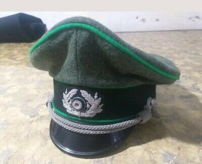 WW2 german army panzer crusher hat