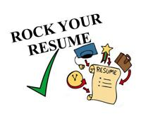 ROCK YOUR RESUME || Resume writing and CV services