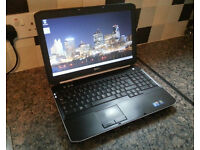 "DELL E5520M LAPTOP 15.6"", FAST 2.20GHz, 4GB, 250GB, WIFI, HDMI, DVD, OFFICE, FIREWALL, IMMACULATE!!"