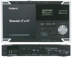 ROLAND SonicCell - EXPANDABLE SYNTHESIZER MODULE