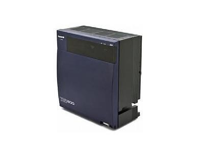 Refurbished Panasonic Kx-tda200 Hybrid Ip-pbx Basic Cabinet